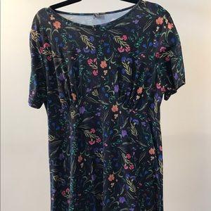 ASOS Flower Print Dress